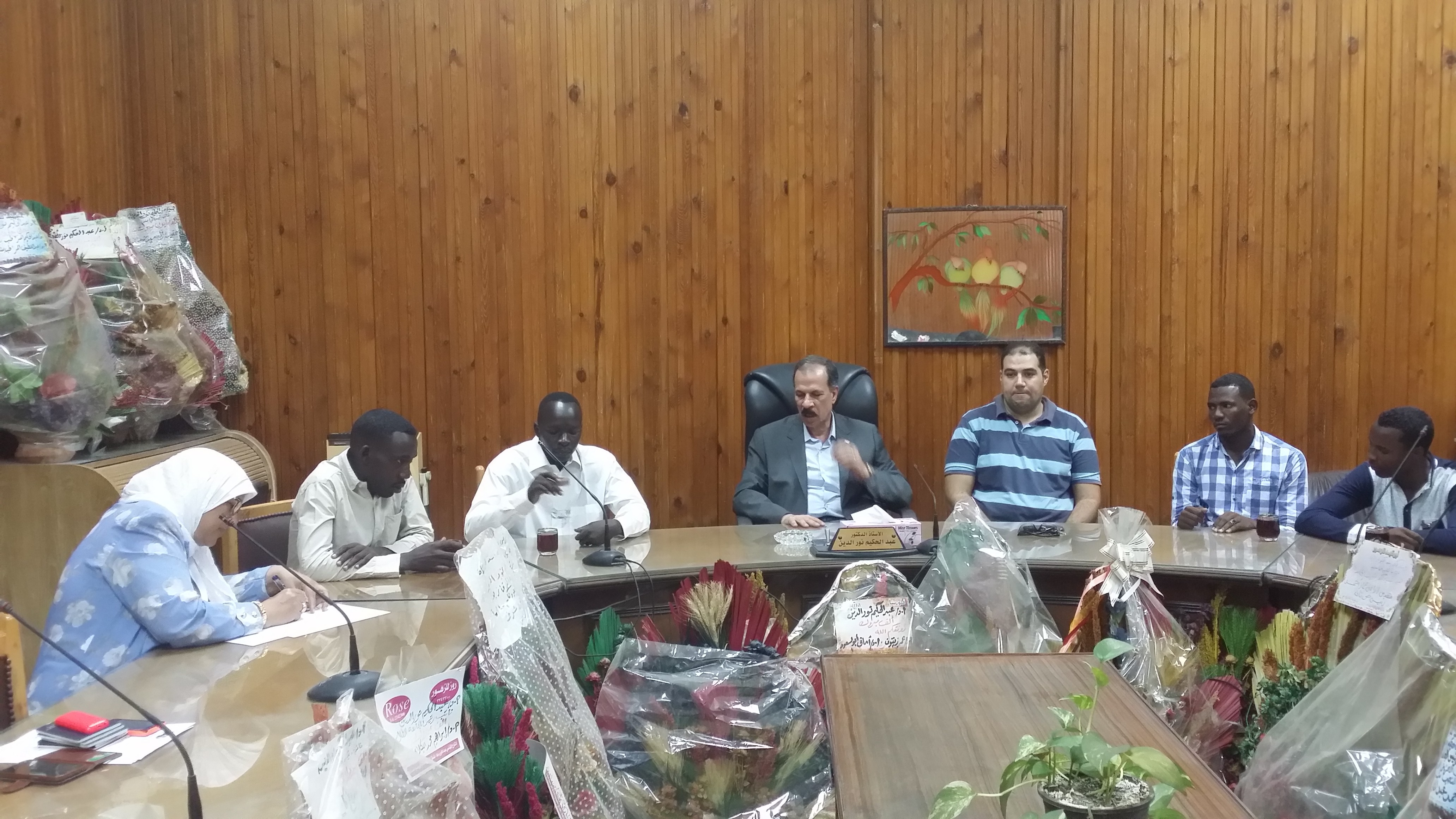 جامعة الزقازيق تستقبل وفد طلاب عربي اليوم في إطار برنامج التبادل الطلابي