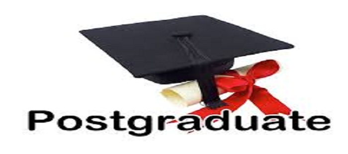 Table for complex examinations League in April and May 2014 for graduate students