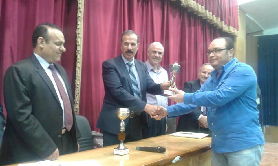 مسرحية السيرك تفوز بالمركز الأول فى مهرجان المسرح بجامعة الزقازيق