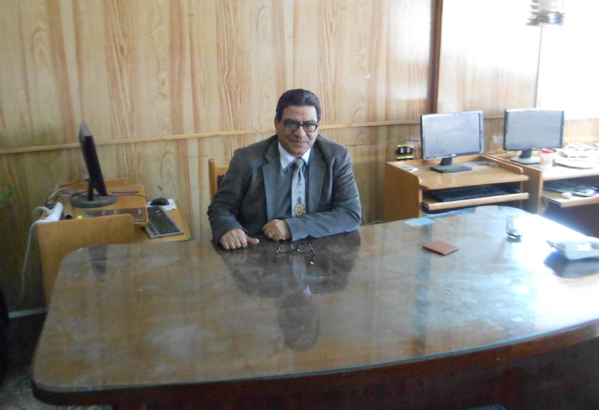 أ. د/ عماد محمد أحمد إبراهيم وكيلاً لكلية الآداب لشئون التعليم والطلاب