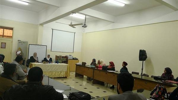 """جامعة الزقازيق تنظم دورات تدريبية لإعداد لامتحان """"الايلتس"""""""